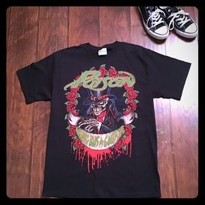 Poison Rock T-shirt